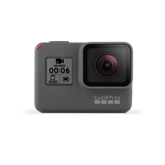 GoPro Hero 6 [CHDHX-601] - Black