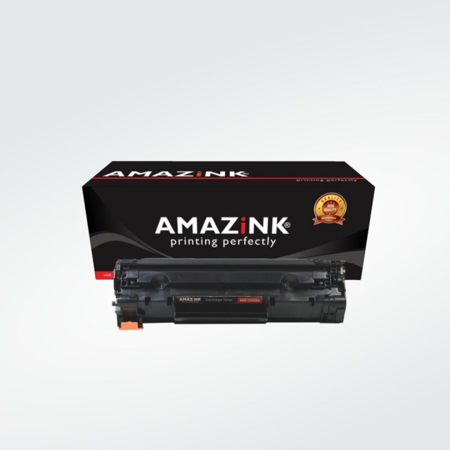 Cartridge Toner Compatible HP 35A AMAZiNK
