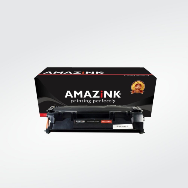 Cartridge Toner Compatible HP 80A AMAZiNK