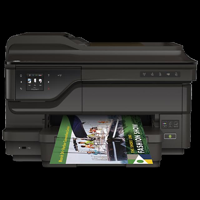 HP Officejet 7612 Wide-Format e-All-in-One