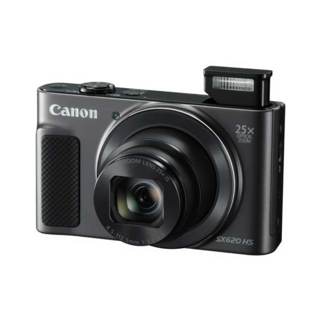 Canon Powershot SX620 HS Black [PS-SX620BK]